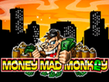 Играть на деньги или бесплатно в Money Mad Monkey